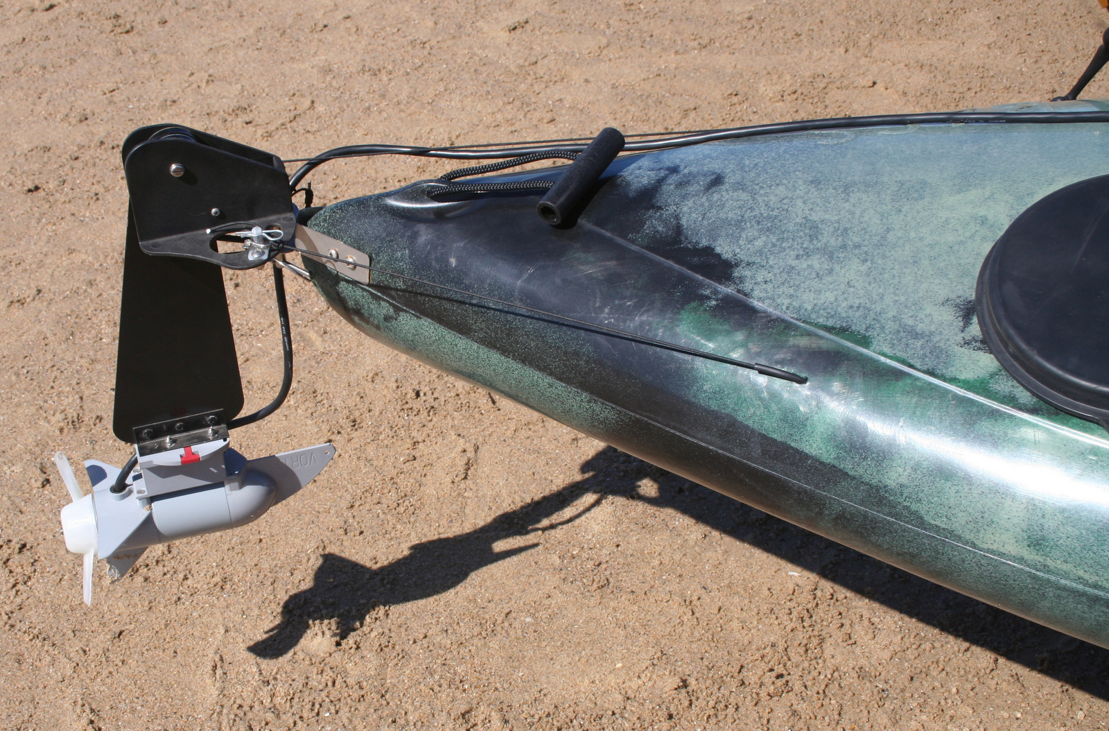 Bass Fishing Kayak With Motor Made In Australia By