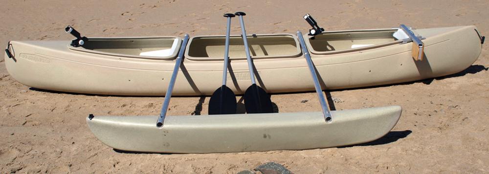 Diy kayak outrigger plans for Plans for canoe