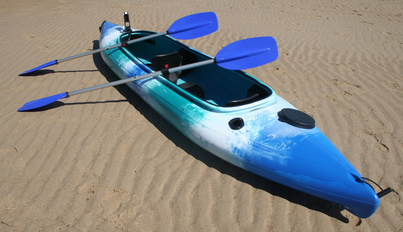 2 Up Double Sit In Kayak Made In Australia By Australis Kayaks And Canoes