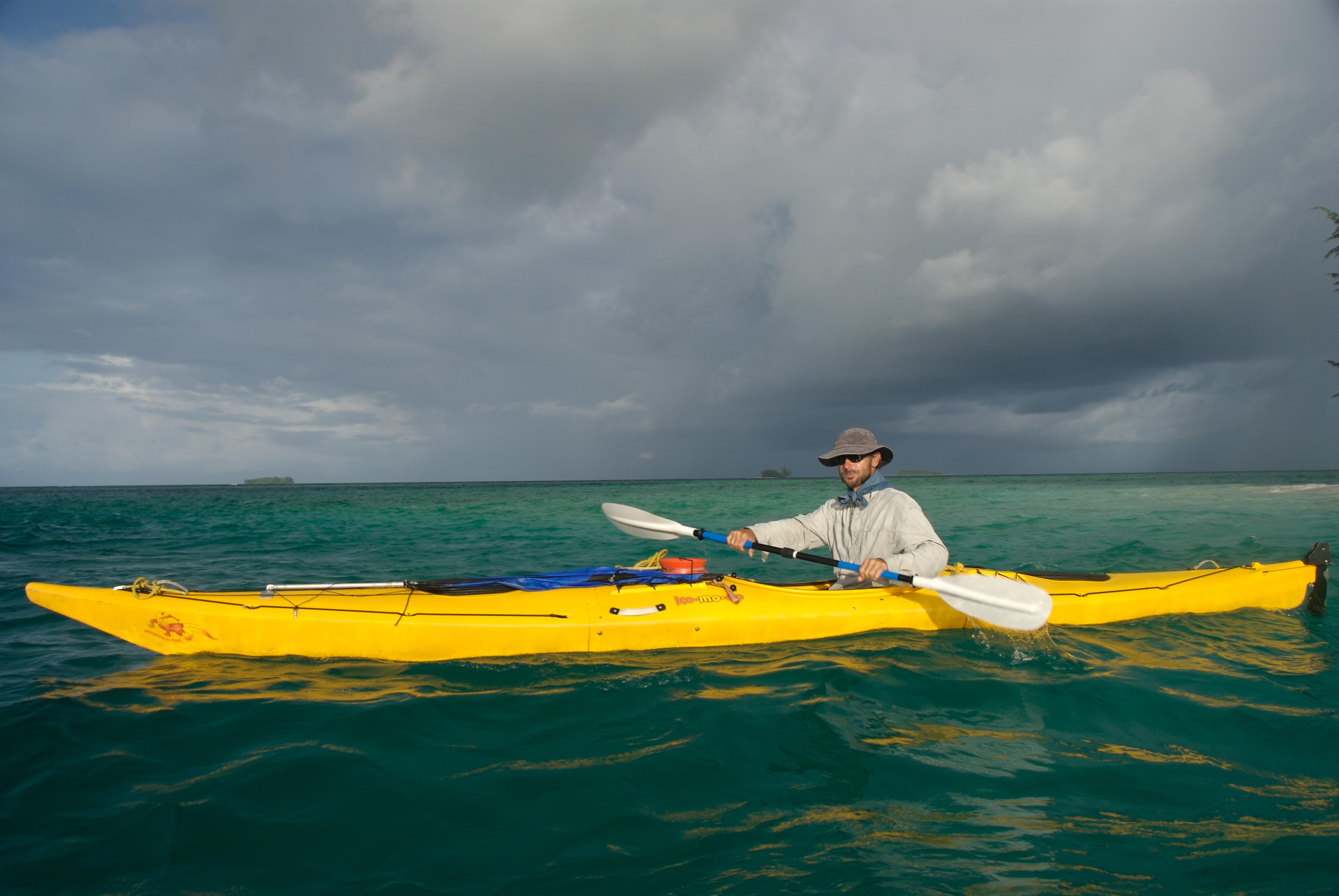 Komodo Modular Expedition Sea Kayak Made In Australia By