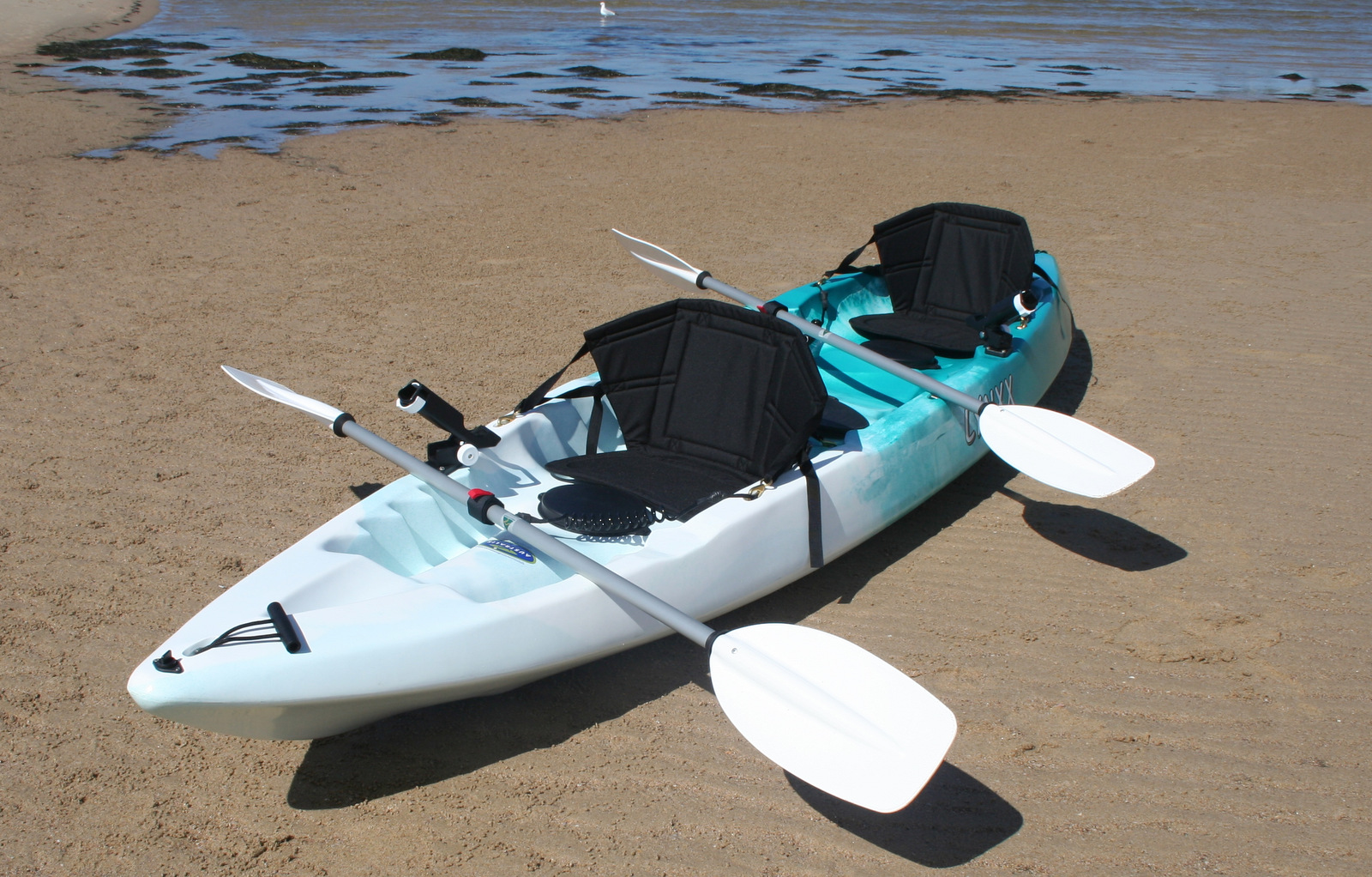 Lynxx Stackable Double Sit On Top Kayak Made In Australia