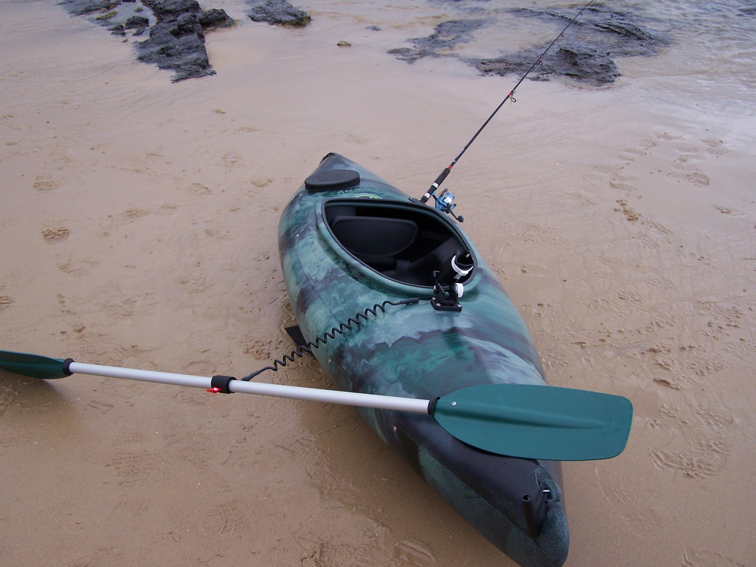 Bass Sit In Kayak Made In Australia By Australis Kayaks