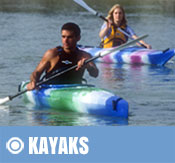 Australian Made Sit-in Kayaks for Sale by Australis