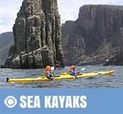 Australian Made Sea Kayaks for Sale by Australis