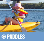 Australian Made Powerblade Canoe Paddles & Banjo Kayak Paddles for Sale by Australis
