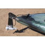 Bass Angler Kayak with Rudder & Motor by Australis