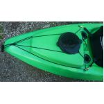 Foxx Sit-on-Top Fishing Kayak with Ute Box by Australis