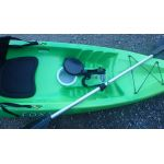 Foxx Sit-on-Top Angler Kayak with Ute Box by Australis