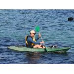 Squid Sit-on-Top Fishing Kayak with Pod by Australis