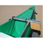 Swagman Deluxe Fishing Canoe with Motor Bracket by Australis