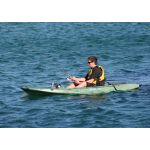 Squid Sit-on-Top Angler Kayak with Pod by Australis