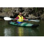 Saratoga Fishing Kayak with Rudder & Motor by Austalis