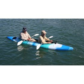 2-Up 2 person Angler Kayak by Australis
