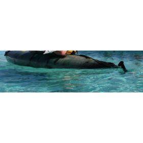 Bass Fishing Kayak with Rudder & Motor by Australis