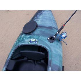 Bass Fishing Kayak with Pod, Rudder & Motor by Australis