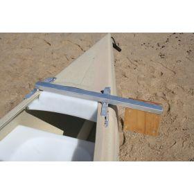 Bushranger Standard  Fishing Canoe with Motor Bracket by Australis