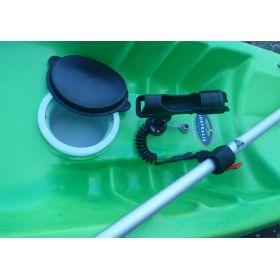 Foxx Sit-on-Top Fishing  Kayak by Australis