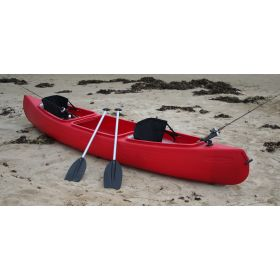 Bushranger 3 seat Basic Fishing Canoe by Australis