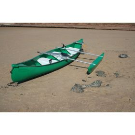 Swagman Standard Fishing Canoe with Single Outrigger by Australis