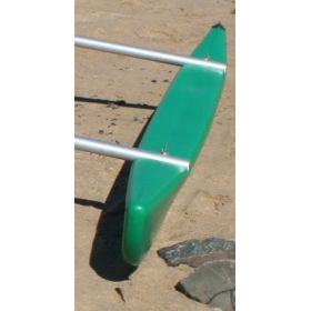 Outrigger Float for canoes