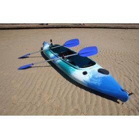 2-Up 2 person Fishing Kayak by Australis
