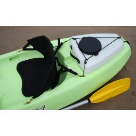 Ocky Sit-on-Top Kayak with Backrest & Ute Box by Australis