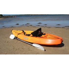Ocky Sit-on-Top Fishing Kayak with Backrest by Australis