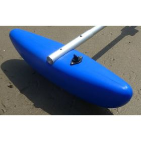 Small Outrigger Float for small Sit-on kayaks by Australis