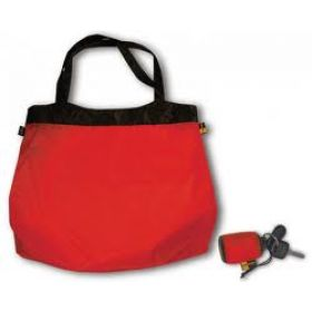Ultra-Sil® Shopping Bag - red