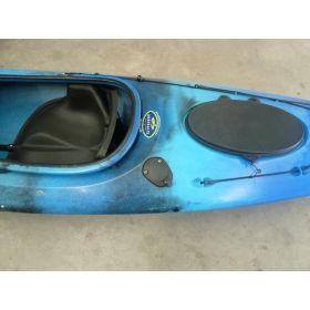 Saratoga Fishing Kayak with Rudder & Motor by Austalis
