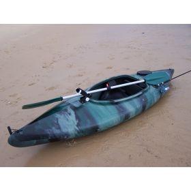 Bass Angler Kayak with Pod by Austalis