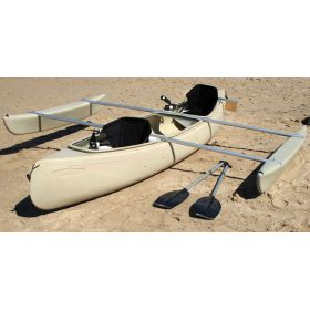 Double Outrigger Kit for Bushranger Canoe