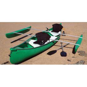 Double Outrigger Kit for Swagman Canoe