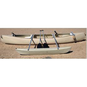 Single Outrigger Kit for Bushranger Canoe