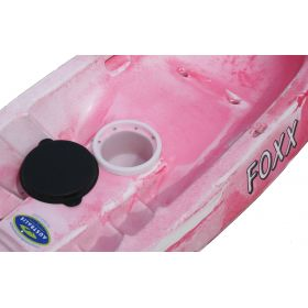 1.5 litre storage pod in Foxx sit-on kayak by Australis