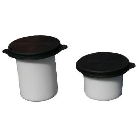 3 & 1.5 litre storage pods available from Australis