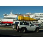 Komodo Modular Double Sea Kayak by Australis