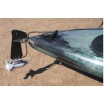 Bass Angler Kayak with Motor & Pod by Australis