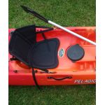 Pelagic High-volume Sit-on-Top Kayak with Backrest by Australis