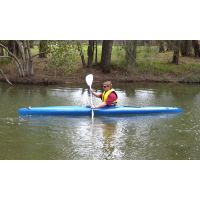 Platypus Recreational Flat Water Touring Kayak by Australis