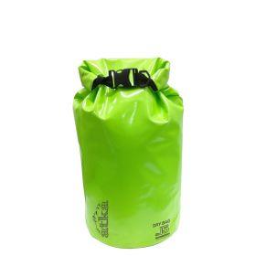 Heavy Duty Dry Bag by Atka - 15 litre (green)