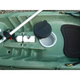 Cuttlefish 2 person Sit-on-Top Kayak with Backrests & Pods by Australis
