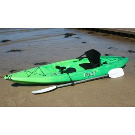 Foxx Sit-on-Top Fishing Kayak with Backrest by Australis