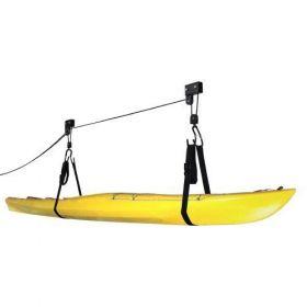 Hoist Ceiling Rax for kayak storage
