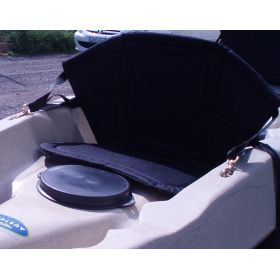 Lynxx 1 or 2 person Sit-on-Top Kayak with Backrests & Pods by Australis