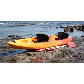 Lynxx 1 or 2 person Sit-on-Top Kayak with Backrests by Australis                                                                                                                                                                                                                                                                                                                                                                                                                                                                                                                                                                                                                                                                                                                                                                                                                                                                                                                                                                                                                                                                                                                                                                                                                                                                                                                                                                                                                                                                                                                                                                                                                                                                                                                                                                                                                                                                                                                                                                                                                                                                                                                                                                                                                                                                                                                                                                                                                                                                                                                                                                                                                                                                                                                                                                                                                                                                                                                                                                                                                                                                                                                                                                                                                                                                                                                                                                                                                                                                                                                                                                                                                                                                                                                                                                                                                                                                                                                                                                                                                                                                                                                                                                                                                                                                                                                                                                                                                                                                                                                                                                                                                                                                                                                                                                                                                                                                                                                                                                                                                                                                                                                                                                                                                                                                                                                                                                                                                                                                                                                                                                                                                                                                                                                                                                                                                                                                                                                                                                                                                                                                                                                                                                                                                                                                                                                                                                                                                                                                                                                                                                                                                                                                                                                                                                                                                                                                                                                                                                                                                                                                                                                                                                                                                                                                                                                                                                                                                                                                                                                                                                                                                                                                                                                                                                                                                                                                                                                                                                                                                                                                                                                                                                                                                                                                                                                                                                                                                                                                                                                                                                                                                                                                                                                                                                                                                                                                                                                                                                                                                                                                                                                                                                                                                                                                                                                                                                                                                                                                                                                                                                                                                                                                                                                                                                                                                                                                                                                                                                                                                                                                                                                                                                                                                                                                                                                                                                                                                                                                                                                                                                                                                                                                                                                                                                                                                                                                                                                                                                                                                                                                                                                                                                                                                                                                                                                                                                                                                                                                                                                                                                                                                                                                                                                                                                                                                                                                                                                                                                                                                                                                                                                                                                                                                                                                                                                                                                                                                                                                                                                                                                                                                                                                                                                                                                                                                                                                                                                                                                                                                                                                                                                                                                                                                                                                                                                                                                                                                            Lynxx 1 or 2 person Sit-on-Top Kayak by Australis