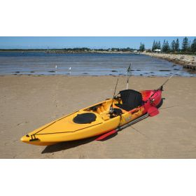 Pelagic High-volume Sit-on-Top Fishing Kayak by Australis