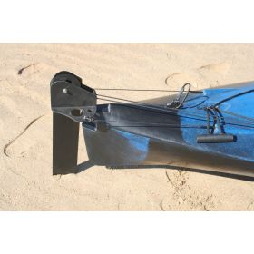 Saratoga Bay Touring Angler Kayak with Rudder by Australis