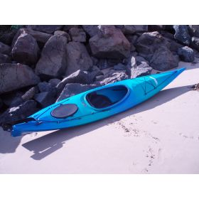 Saratoga Bay Touring Kayak with Rudder by Australis