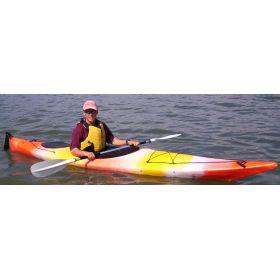 Saratoga Recreational Bay Touring Kayak with Rudder by Australis